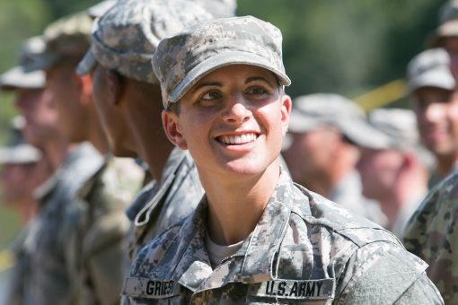 Army's first female infantry officer says lowering fitness standards for women would put 'mission at risk'
