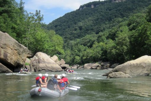 West Virginia home to newest US national park