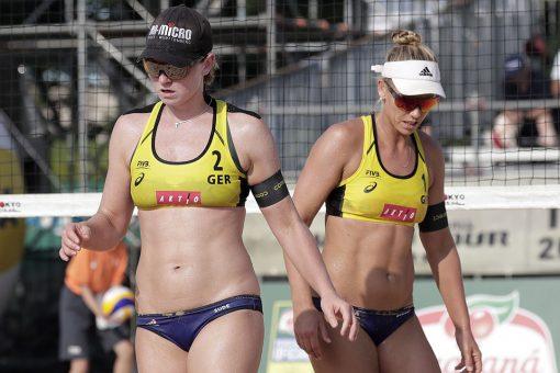Pro beach volleyball players' bikini furor sparks reversal ahead of Qatar tournament