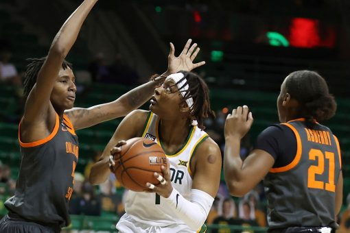 No. 7 Baylor women beat Oklahoma St 70-51 for 10th W in row