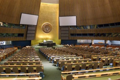 United Nations mocked for tweet saying 'we must normalize' men crying