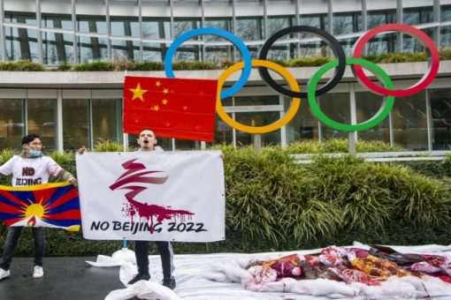 Reps. Reschenthaler & Waltz: US should boycott China's Winter Olympics – don't reward genocide, rights abuses