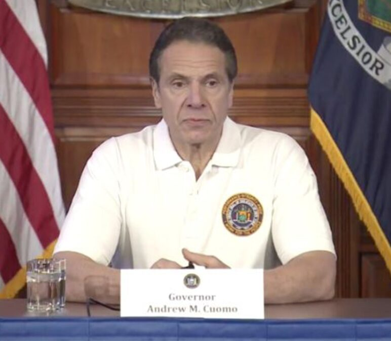 Joe Concha: Cuomo nursing home scandal now has a 'follow-the-money-angle'