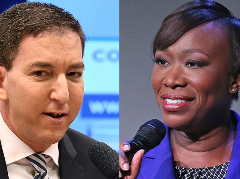 Glenn Greenwald rips MSNBC's Joy Reid over 'bats–t crazy' claim about Sen. Ron Johnson