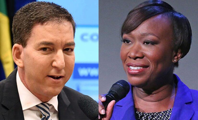 Glenn Greenwald rips MSNBC's Joy Reid over 'bats–t crazy' claim about Sen. Ron Johnson