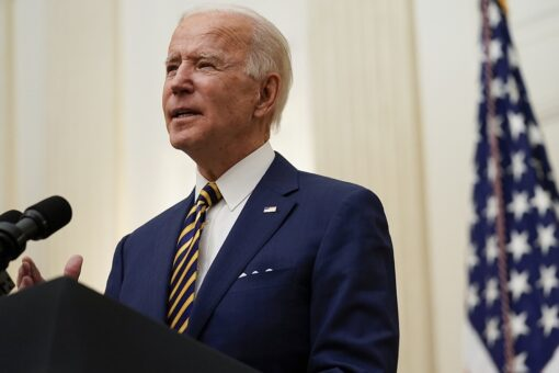Biden wants new war powers vote in Congress for authorizing America's foreign wars, Psaki says