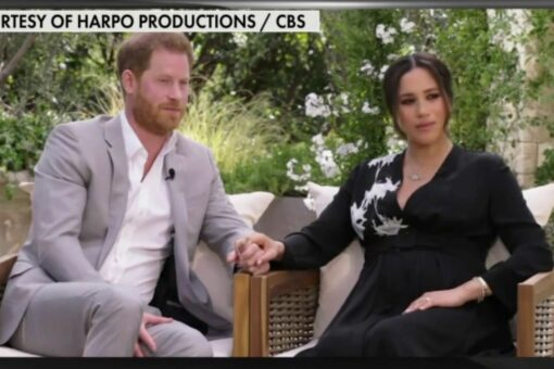 Meghan Markle's Oprah interview was 'acting performance of her life': Piers Morgan