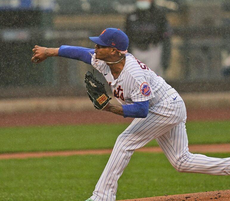 Stroman unhappy Mets allowed him to start in rain