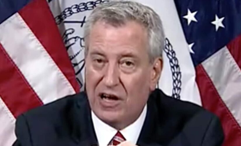 NYC Mayor de Blasio defends $2B COVID relief fund for illegal immigrants