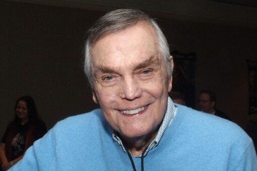 'Hollywood Squares' host Peter Marshall, 95, recalls his battle with COVID-19: 'I worried I wouldn't make it'