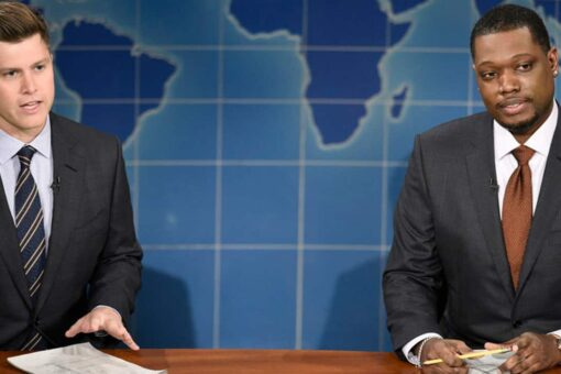 'Saturday Night Live' mocks Rep. Matt Gaetz again during 'Weekend Update' segment over alleged Venmo payments
