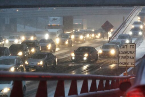 Chicago-area shootings on expressways prompt Illinois State Police to spend $12.5M on cameras