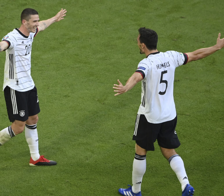Germany clicks at Euro 2020 with 4-2 win over Portugal