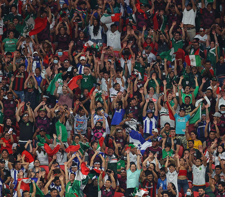 Mexico to play World Cup qualifiers without fans in response to anti-gay chants, FIFA announces