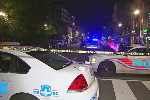 Man who ran for cover during DC shooting demands city action: 'There needs to be more police'
