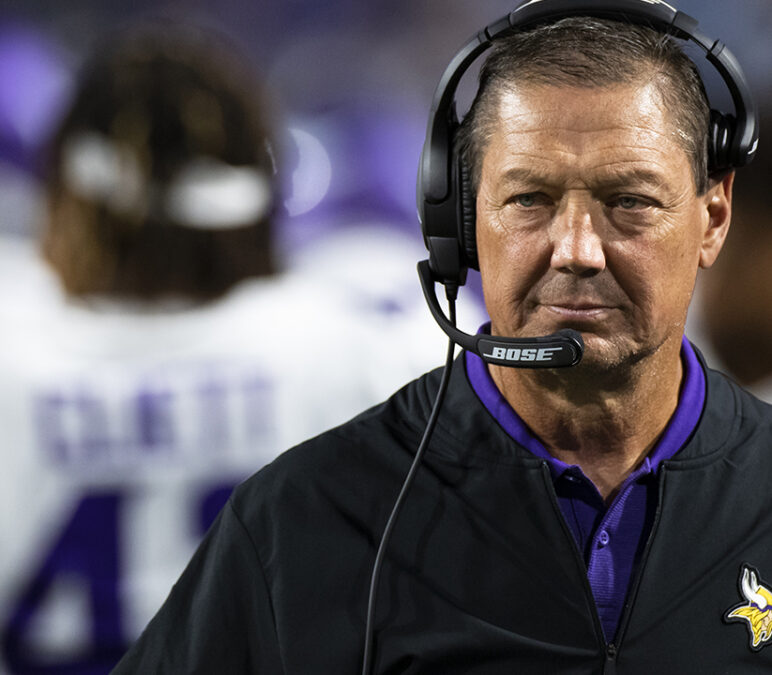 Vikings coach Rick Dennison out after refusal to get COVID vaccine: report
