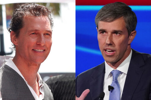 Beto O'Rourke takes shot at Matthew McConaughey: 'I don't know how he feels about any of the issues'