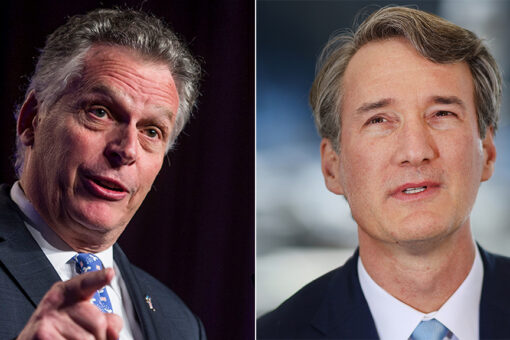 Tight gubernatorial race in Virginia with five weeks to go until Election Day gives GOP optimism