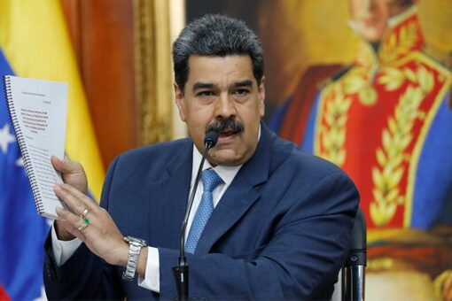 Venezuela suspends talks with opposition after Maduro envoy extradited to US to face charges